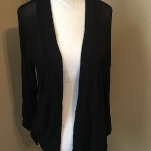 Moonlight black cardigan